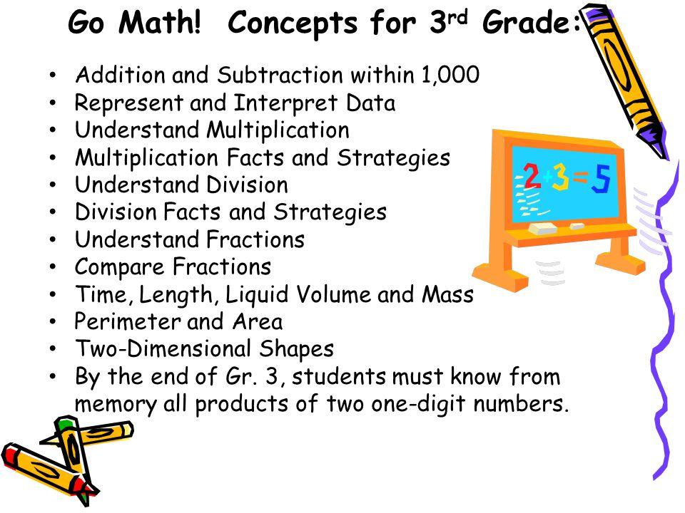 Go Math.