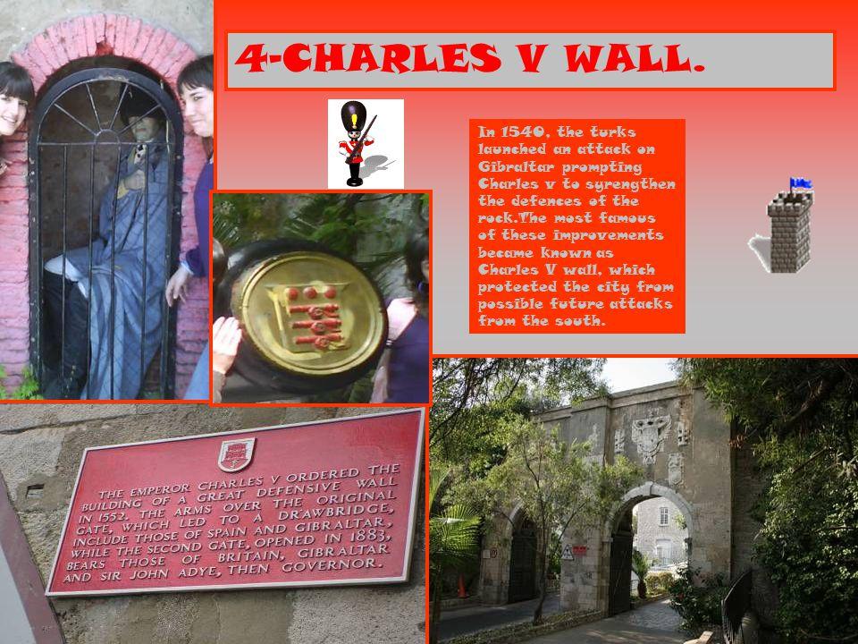 4-CHARLES V WALL.