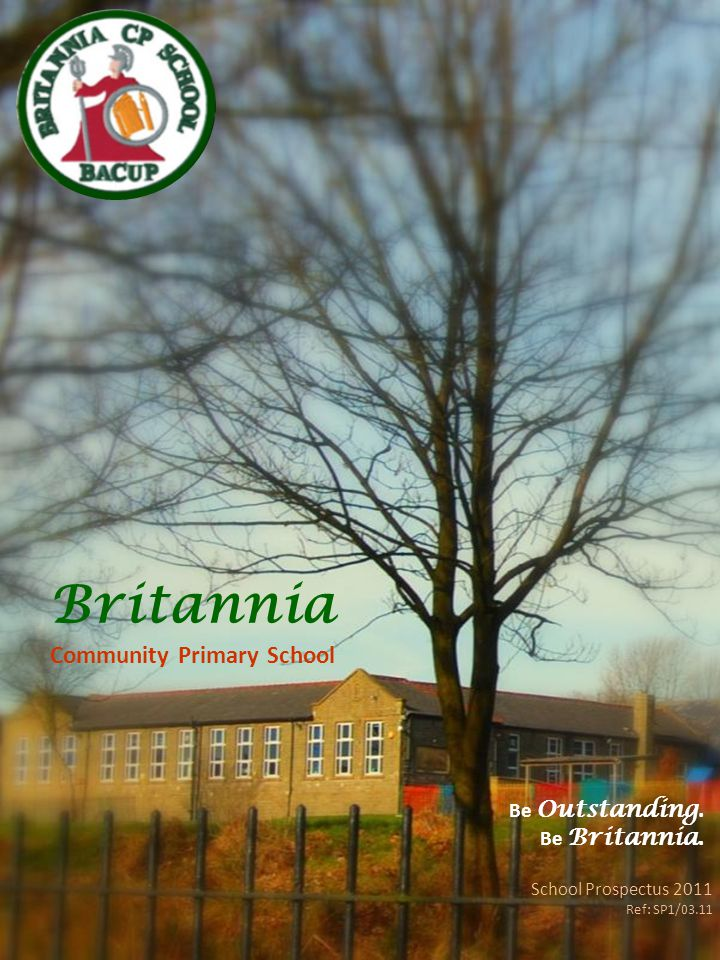 Parents, Teachers and Friends Association Upon joining Britannia, parents automatically become members of the school's PTFA.