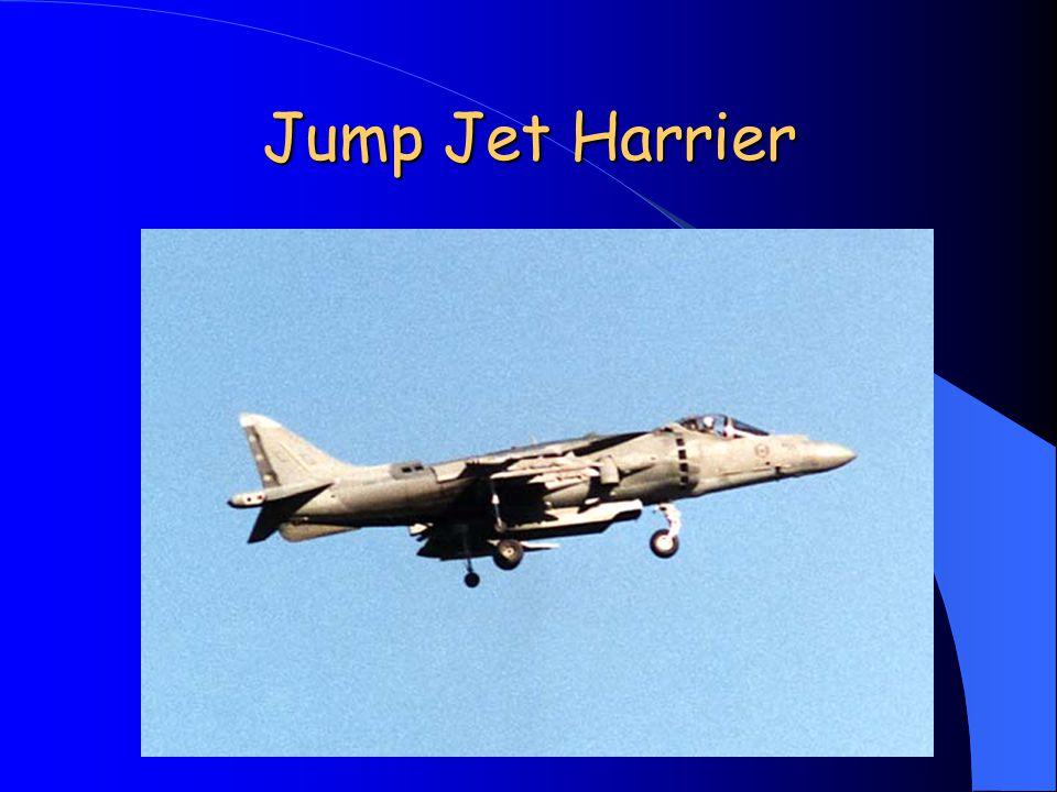 Jump Jet Harrier