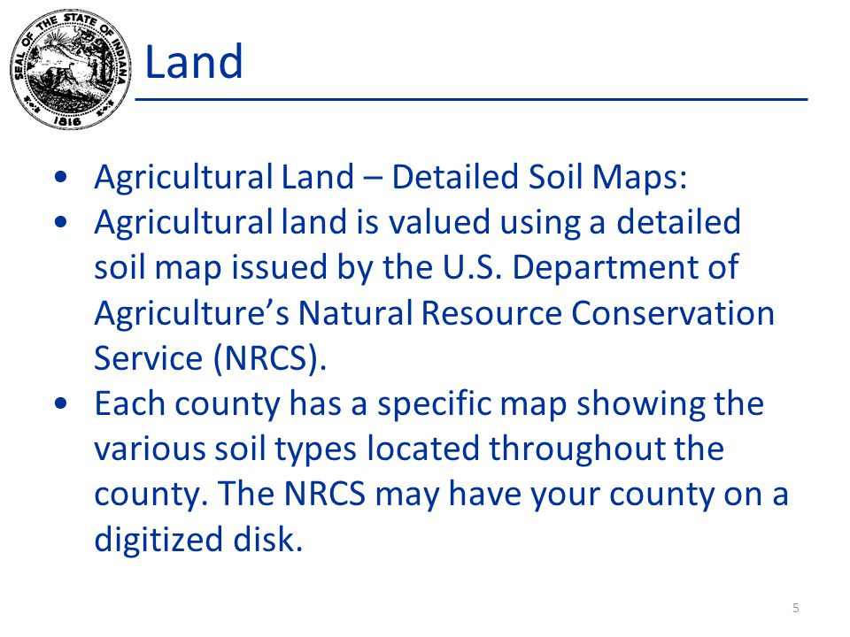 Land Woodland Acreage – Ag or Excess Acres Possible landowner supporting evidences for consideration as being agricultural land are: 3)The existence of an active timber management plan by presenting a timeline of management activities completed or planned for the area.