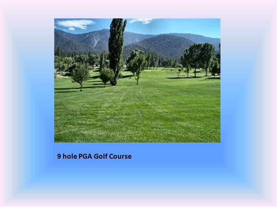 9 hole PGA Golf Course