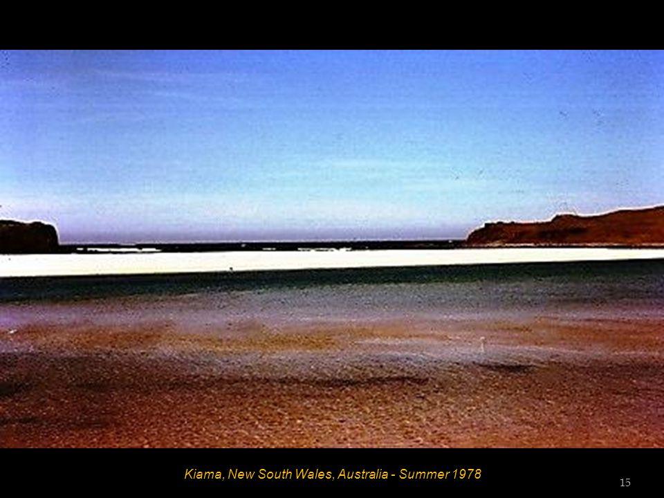 Fort Denison, Sydney, New South Wales, Australia - Summer 1978 14