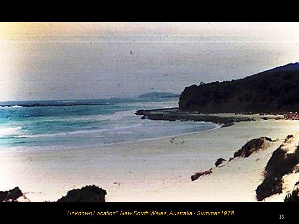 Kiama, New South Wales, Australia - Summer 1978 17