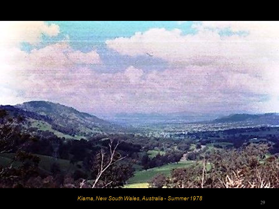 Kiama, New South Wales, Australia - Summer 1978 28