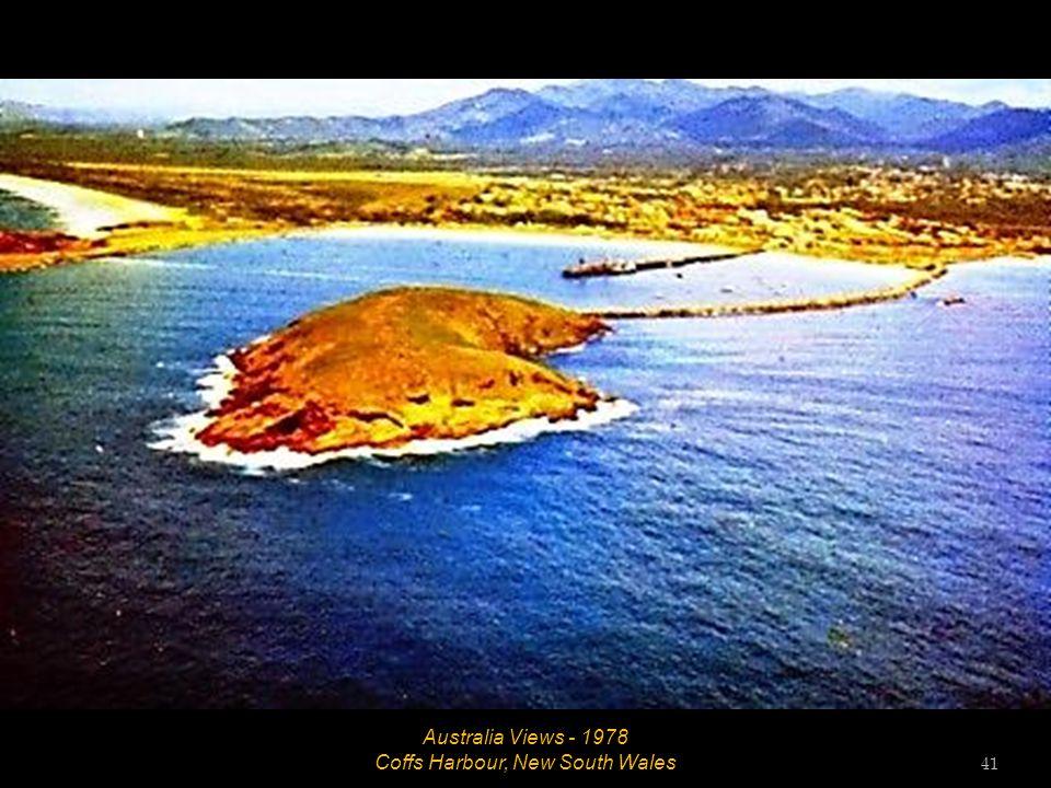 Australia Views - 1978 Coffs Harbour, New South Wales - Park beach 40