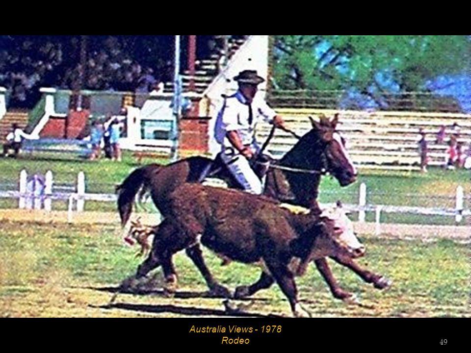 Australia Views - 1978 Cattle drive 48