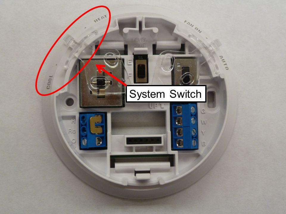 System Switch