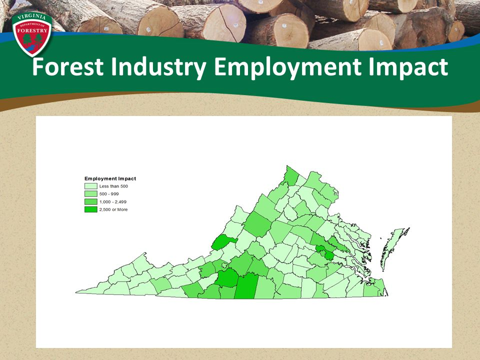 Forest Industry Employment Impact