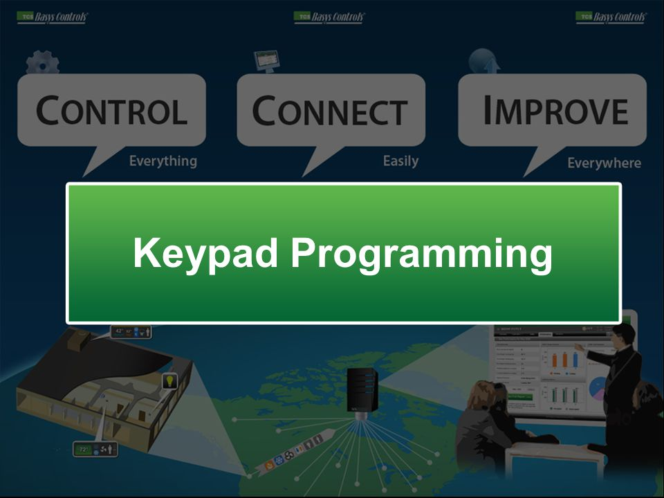 Keypad Programming