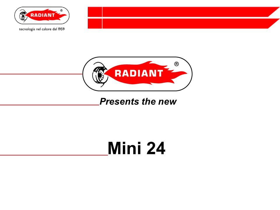 Mini 24 Presents the new