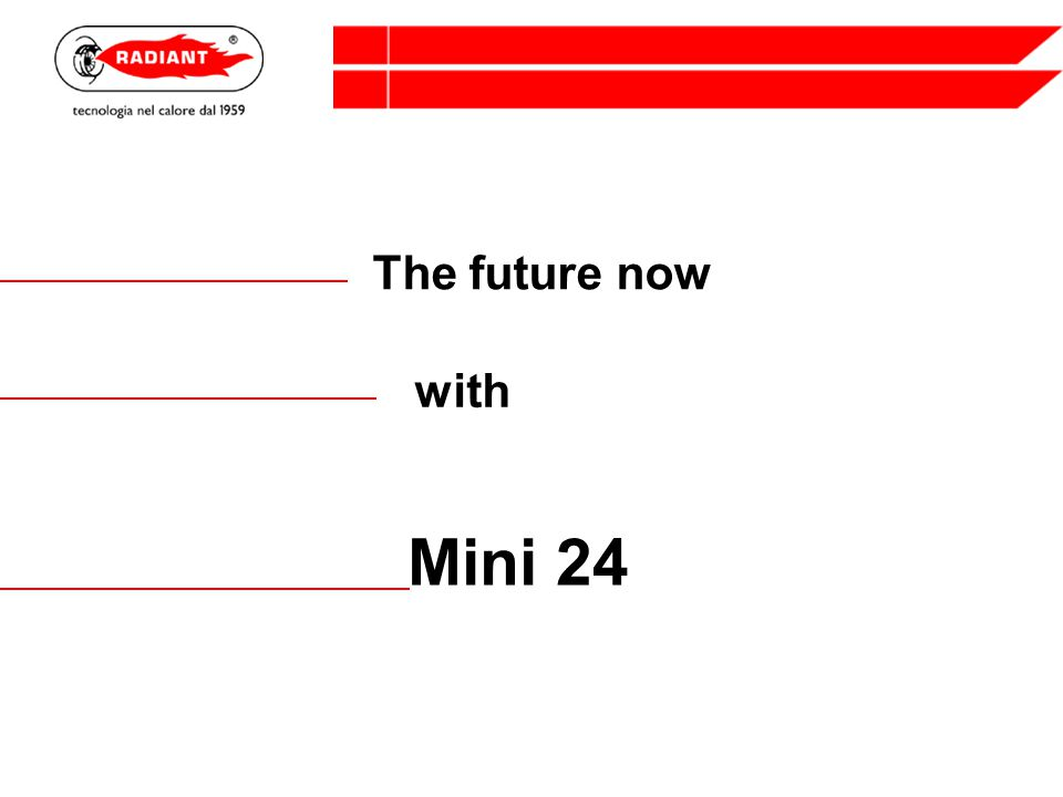 Mini 24 The future now with