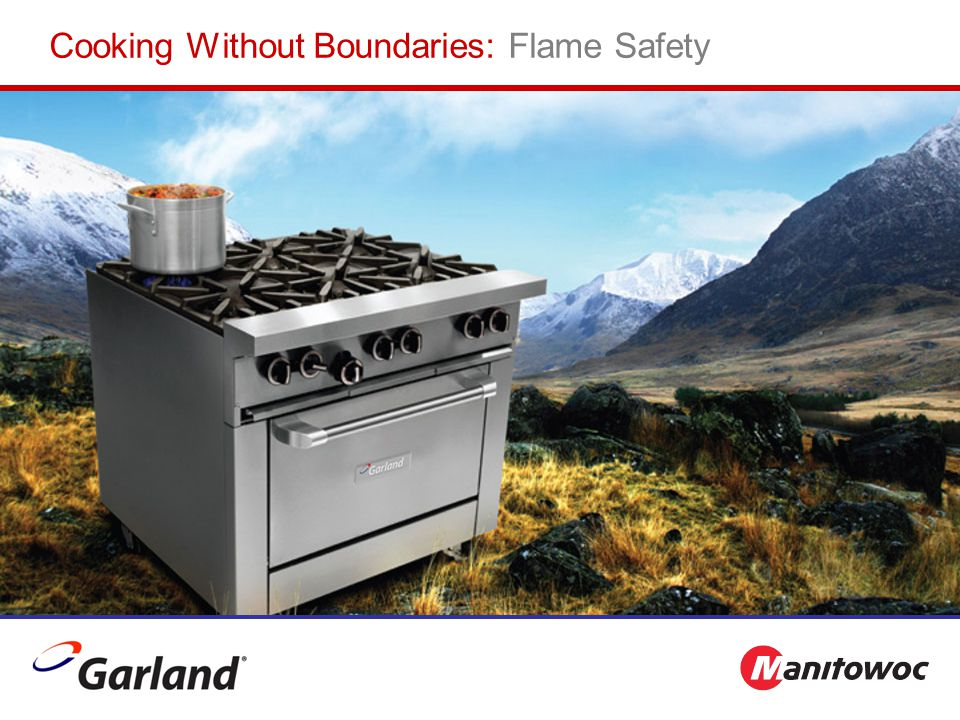 Cooking Without Boundaries: Flame Safety