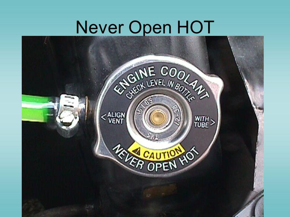 Never Open HOT