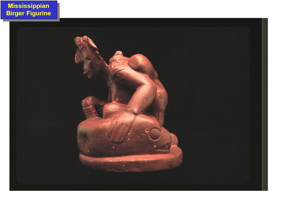 Mississippian Birger Figurine