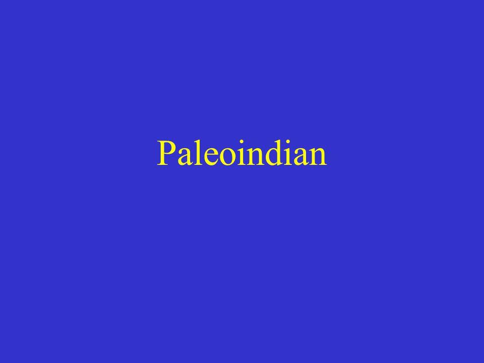 Paleoindian