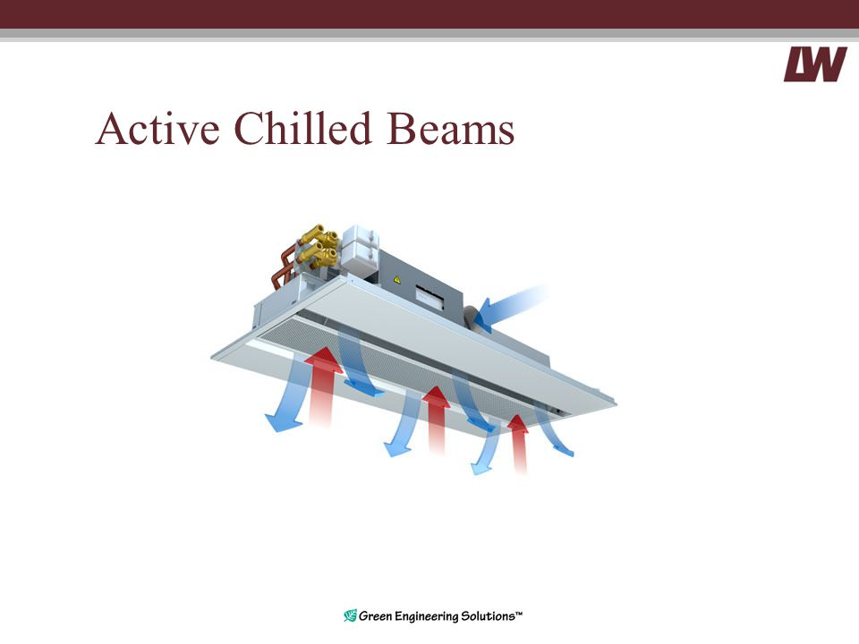 Active Chilled Beams