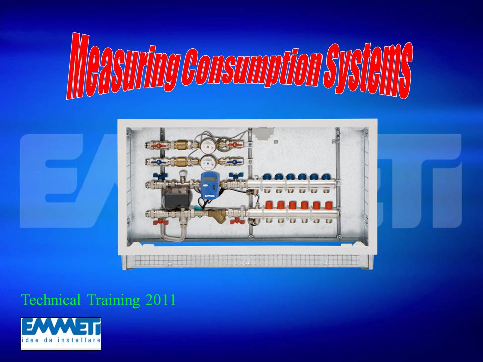 Sanitary Water Underfloor Heating Circuits Heating -Distribution module for heating systems with low and high temperature.