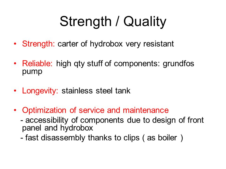 Capacity and performances VS Daikin/ 16 KW