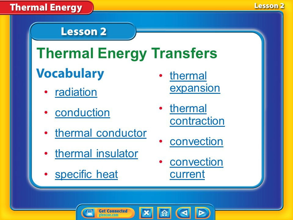 Lesson 2 Reading Guide - KC What is the effect of having a small specific heat.