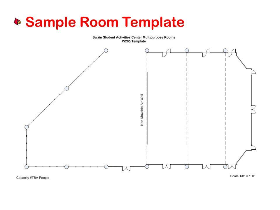 Sample Room Template