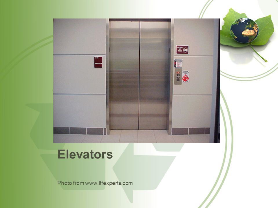 Elevators Photo from www.ltfexperts.com