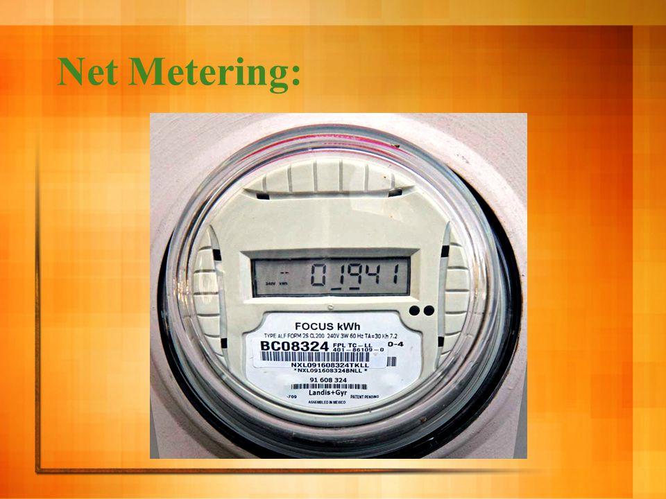 Net Metering: