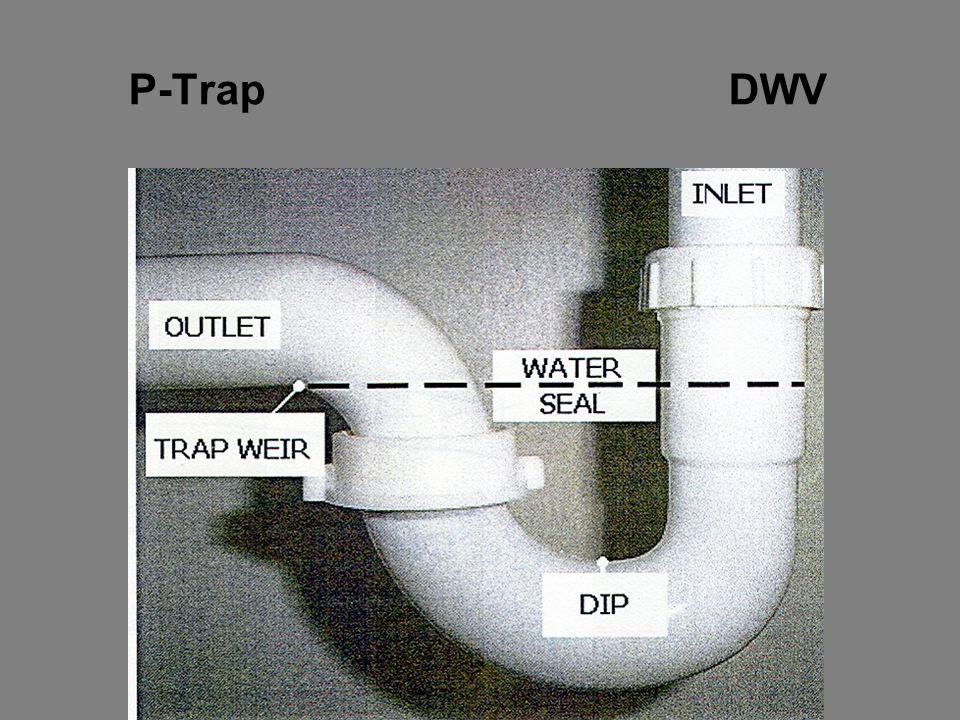 P-Trap DWV