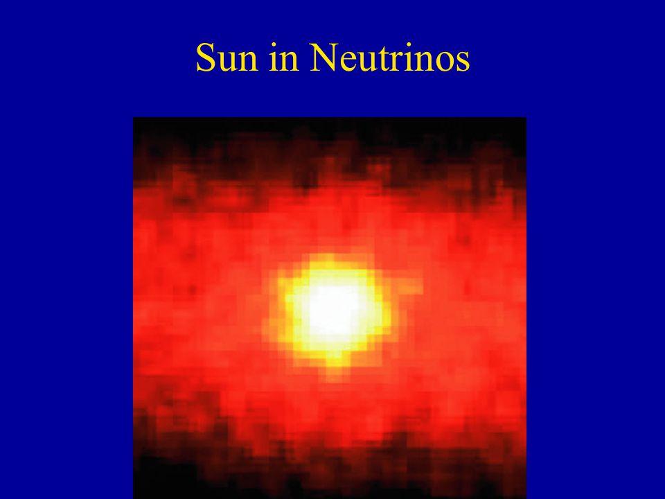 Sun in Neutrinos
