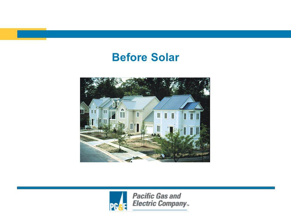 Before Solar