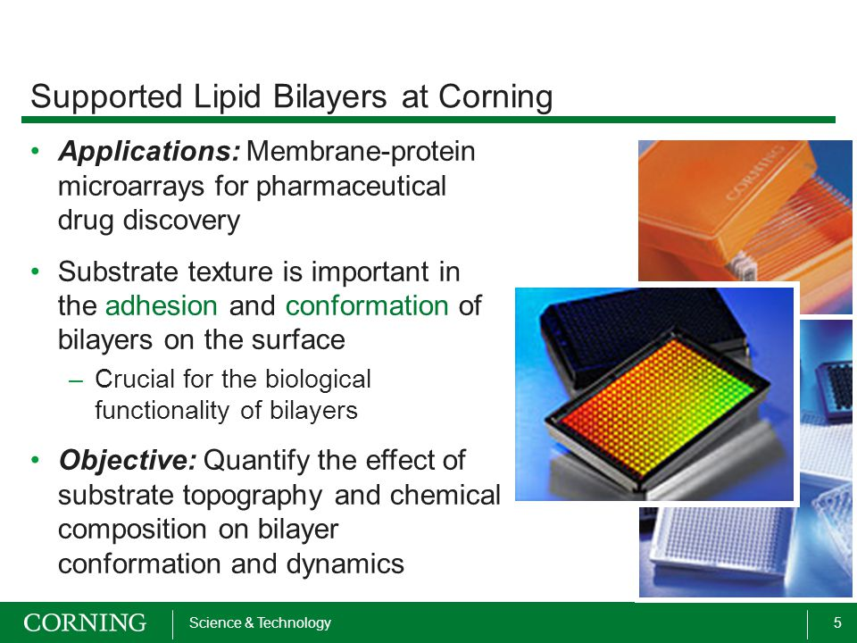 26Science & Technology Lipid Behavior on Nanoparticles Bilayer conforms to Nanoparticles < 1.2 nm Bilayer undergoes structural re- arrangement involving formation of holes between 1.2 – 22 nm Beyond 22 nm bilayer envelops the particle Ref: Nanoletters, 2008, 8(3), 941-944