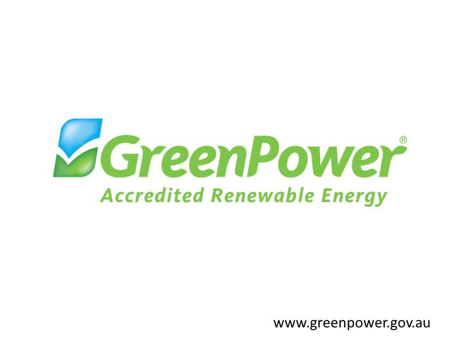 www.greenpower.gov.au