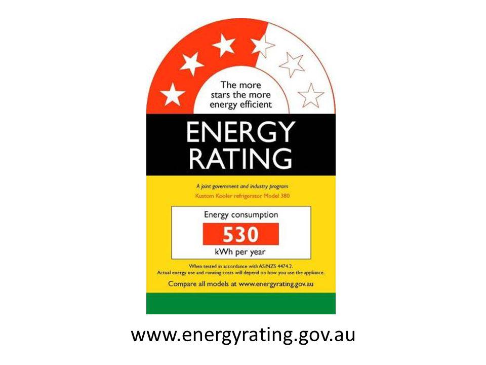 www.energyrating.gov.au