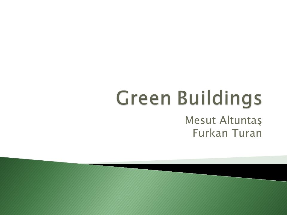  Green building is the practice of utilizing environmentally responsible methods and optimizing efficient use of resources in order to realize economic, energy & water-usage efficiencies while maintaining healthy land, water and air quality throughout the life-cycle of a building.