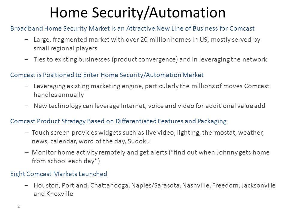 XFINITY Home Security 3