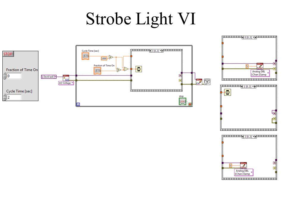 Strobe Light VI