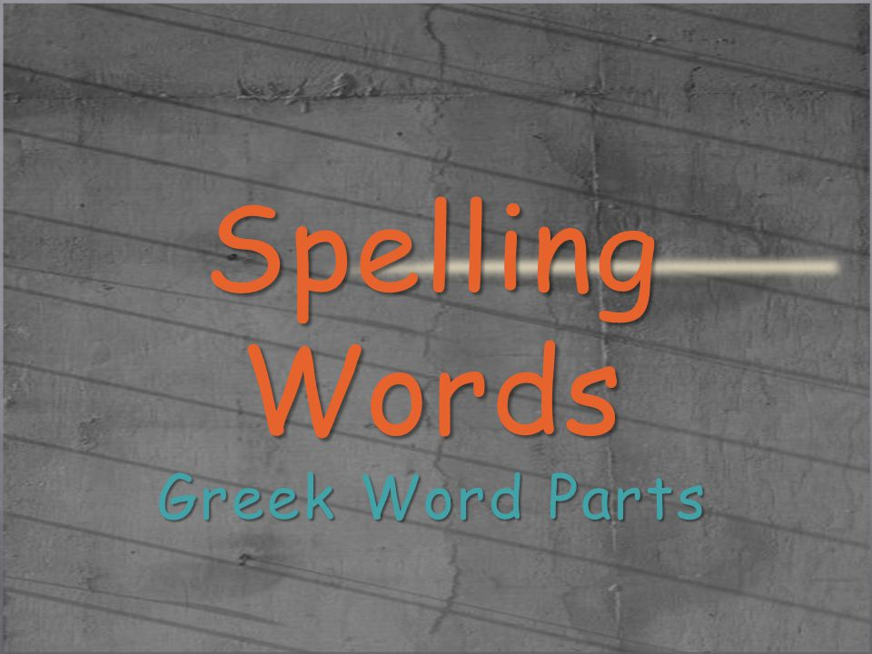 Multiple-Meaning Words Some words have more than one meaning.