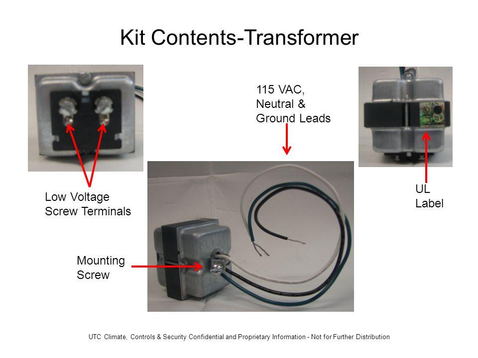 Kit Contents-Grommets Trap Grommet 7/8-in.