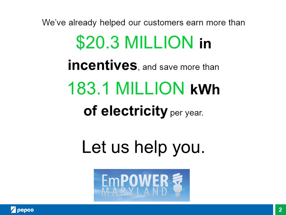 Who we are and Why do we pursue Energy Conservation.