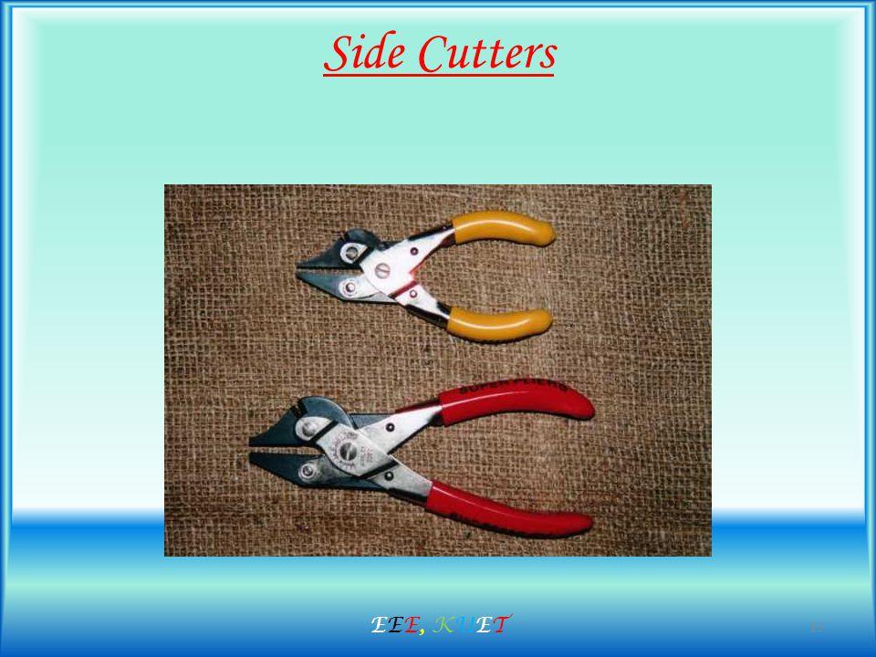 Side Cutters 15 EEE, KUETEEE, KUET