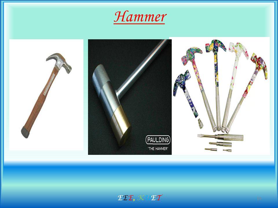 Hammer 19 EEE, KUETEEE, KUET