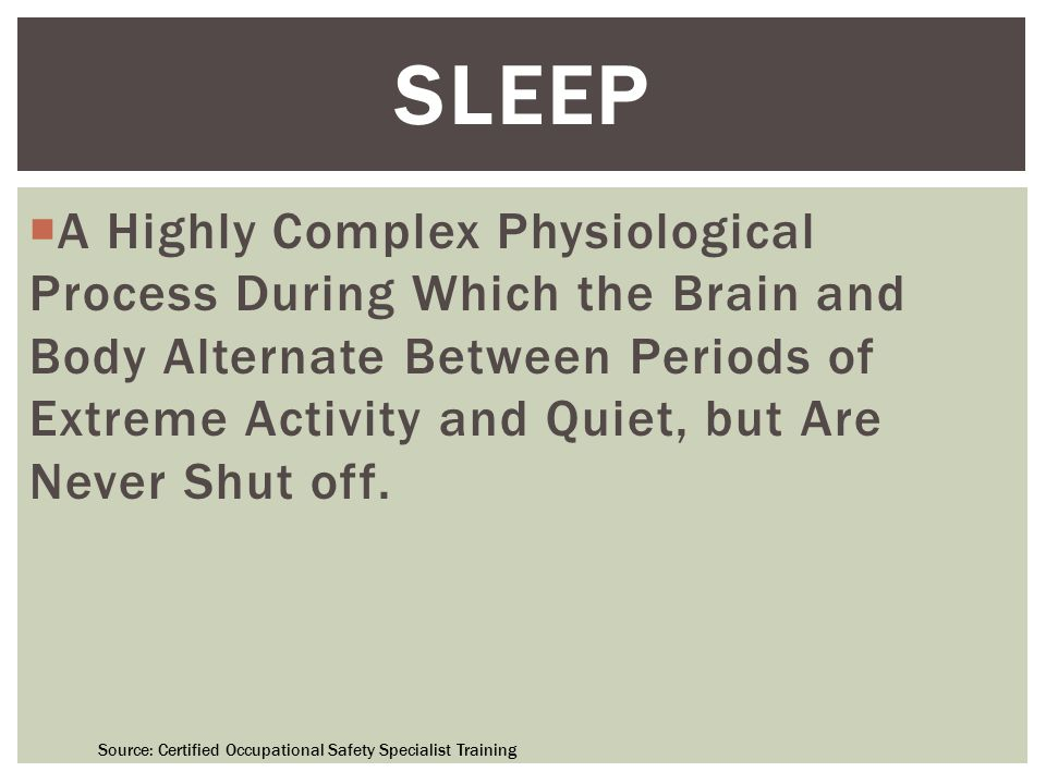  3-4 times higher rate of Obstructive Sleep Apnea  2-3 times greater rate of Gastrointestinal Disorders  2-3 times increased rate of Cardiovascular Disease  1.5-2 times more Musculoskeletal Problems HEALTH EFFECTS OF EXTENDED AND IRREGULAR SLEEP HOURS 18 Source: Circadian Technologies, Inc.