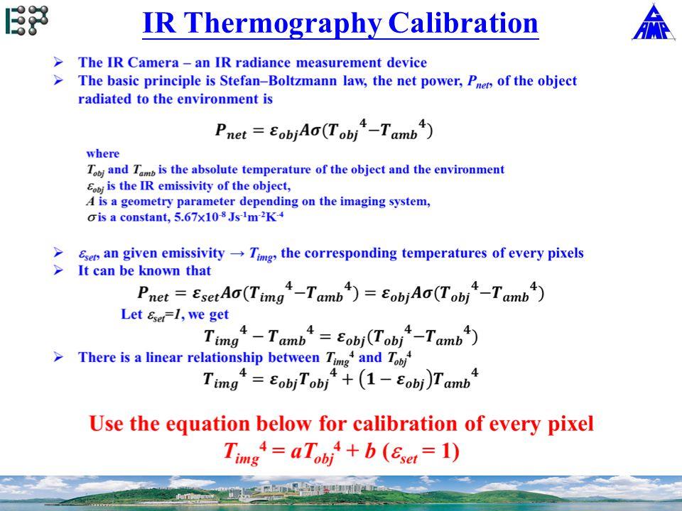 IR Thermography Calibration