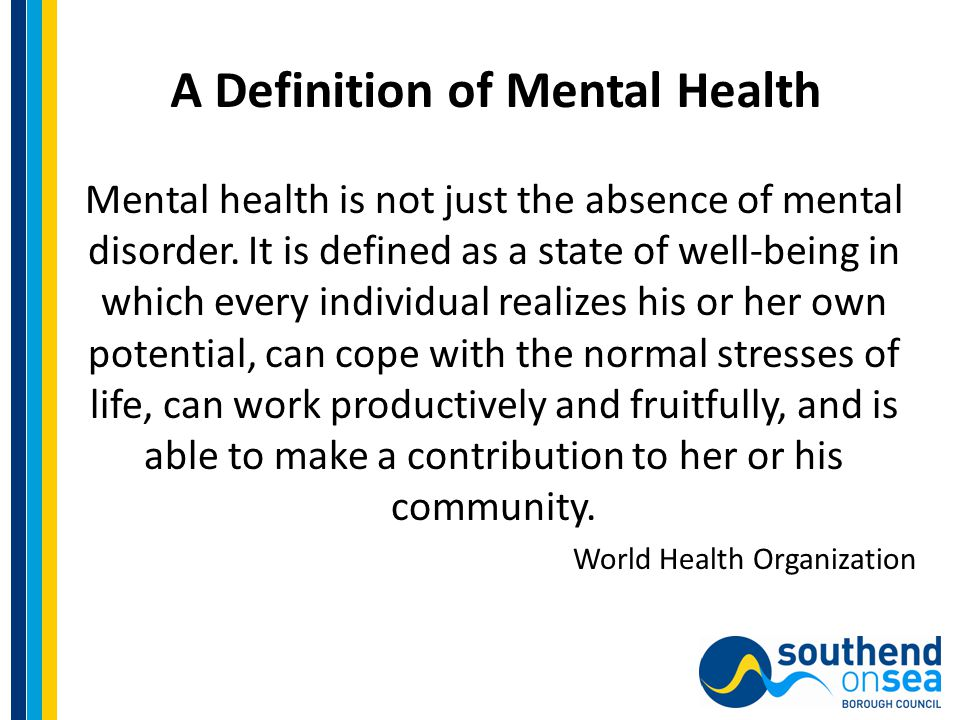The Determinants of Health ……and the determinants of mental health