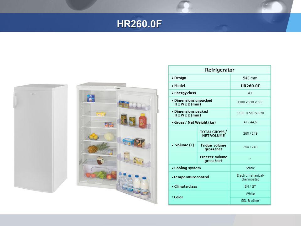 HR260.0F