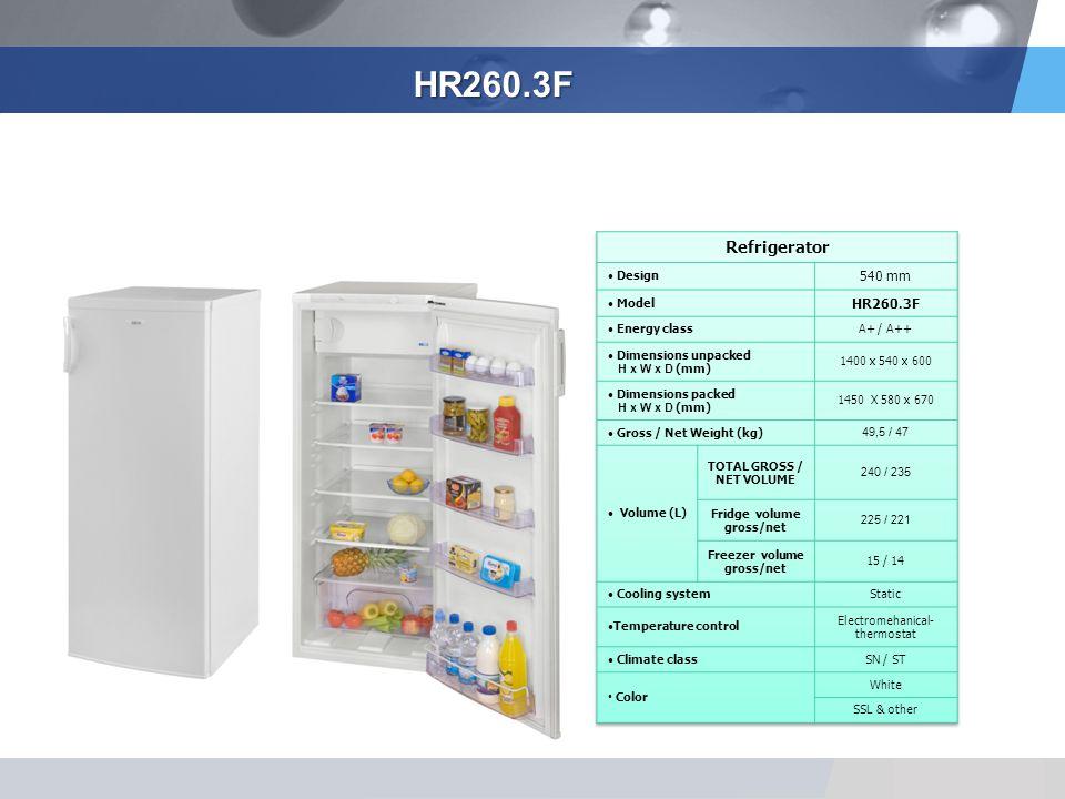 HR260.3F