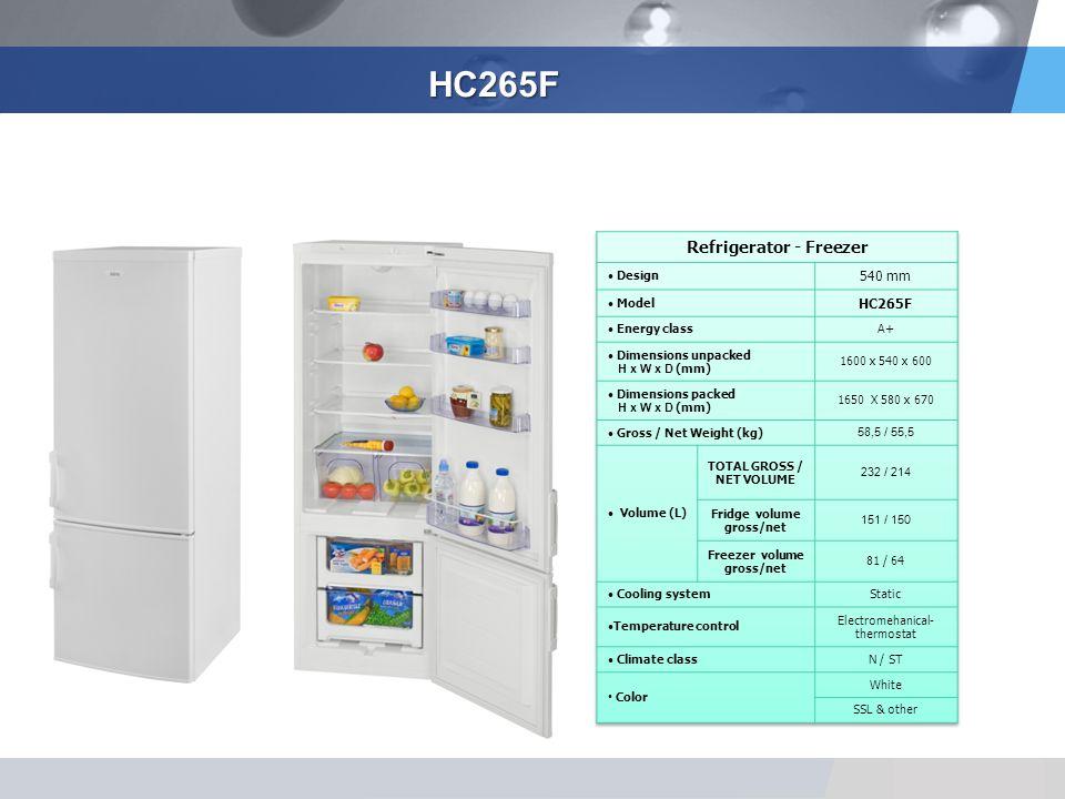 HC265F