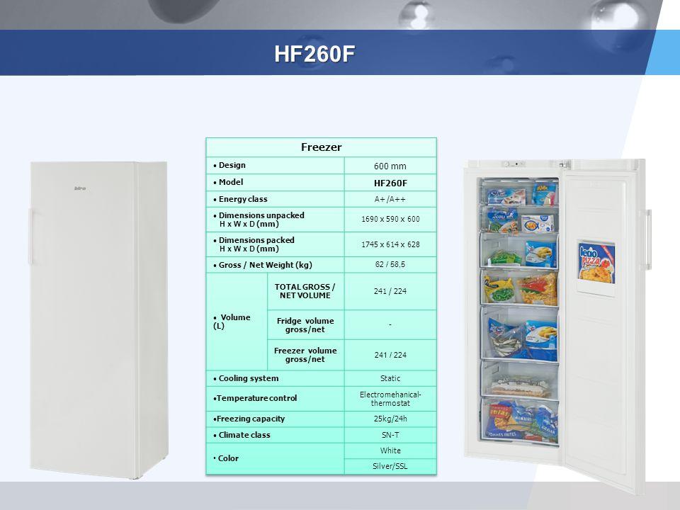 HF260F