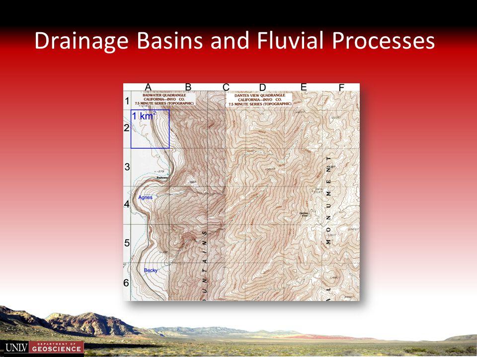 Endogenic and Exogenic processes Endogenic processes – energy source is internal, i.e.