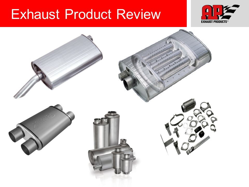 Exhaust Product Review